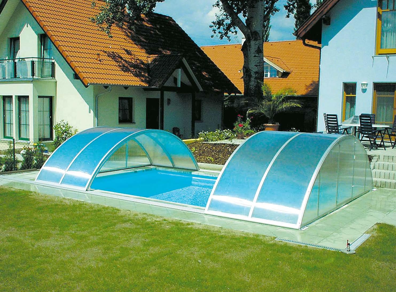 Купол для круглого бассейна FORUMHOUSE 50